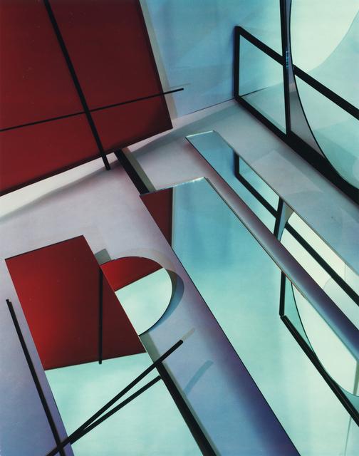 , 'Construct XI B,' 1981, Kadel Willborn