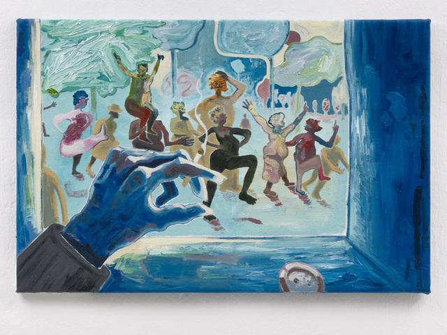 , 'The Observer,' 2018, Setareh Gallery