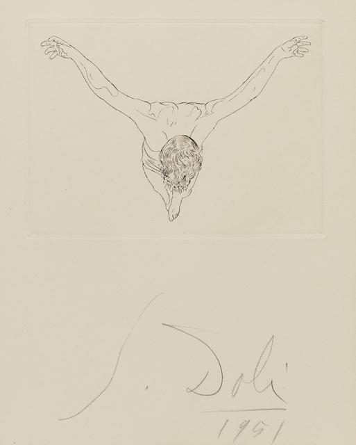 Salvador Dalí, 'Manifeste mystique (Mystic Manifesto)', 1951, Phillips