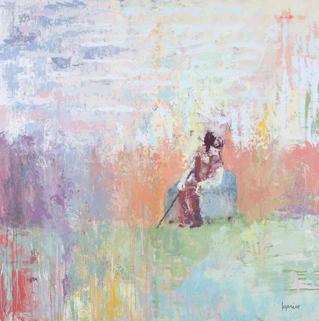 , 'Le vieux qui attend,' 2014, Espace40