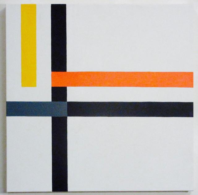 , 'Tensiones lineales, 16,' , Dan Galeria