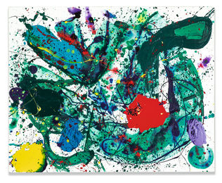 Sam Francis, 'First Day,' 1989, Sotheby's: Contemporary Art Day Auction
