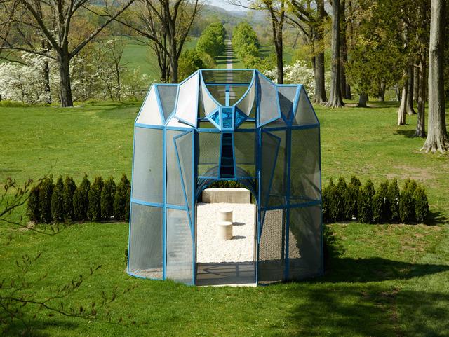 , 'Entrance to a Garden,' 2002, Storm King Art Center