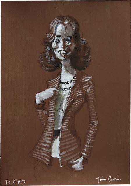 John Currin, 'Untitled', 2000, Phillips