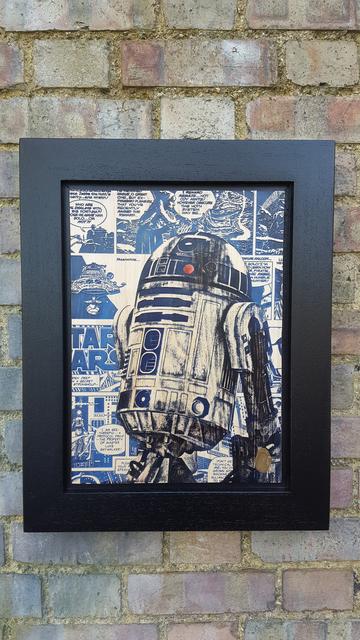 , 'R2-D2,' 2017, Reem Gallery