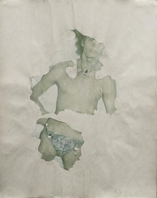 , 'Untitled (Self Portrait),' 1971, Bruce Silverstein Gallery