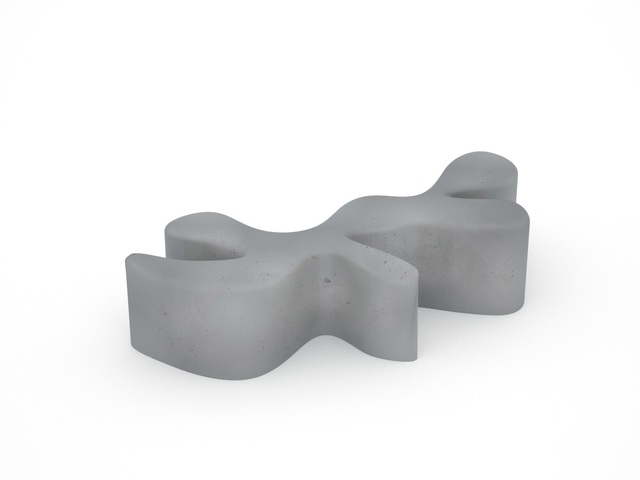 , 'Garden Sculpture Grey,' 2018, Galerie Nordenhake