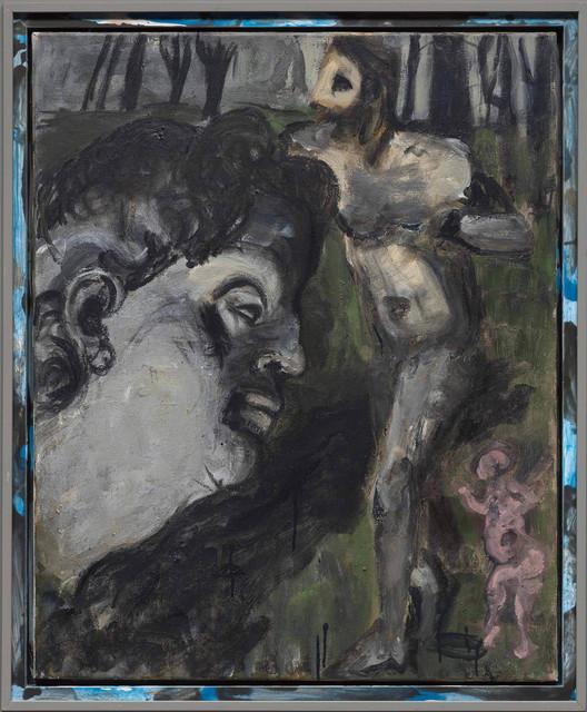 """, '""""Der Traum (The Dream)"""",' 2017, Michael Werner Gallery"""