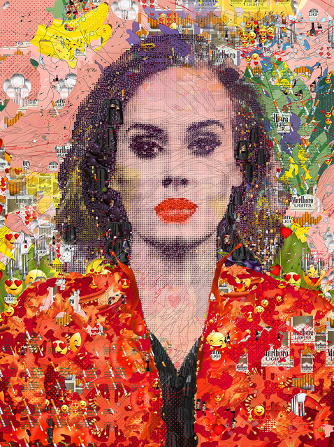 Tom Tor, 'Adele', 2018, Themes+Projects