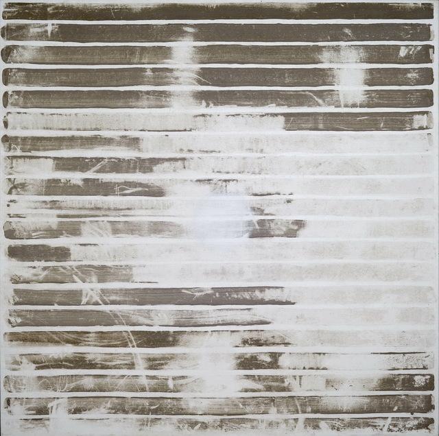 , 'Escritura de derecha a izquierda,' 2015, Nora Fisch