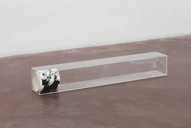 , 'Yet to be titled,' 2014, Dvir Gallery