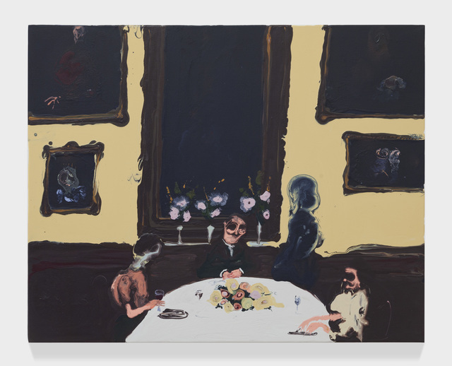 , 'Dinner Party,' 2014, Half Gallery