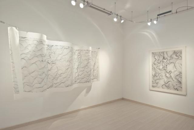 , 'Dadamaino. Movimento delle cose exhibition,' 2011, Dep Art Gallery