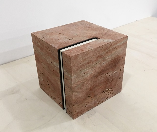 , 'Cube (On the Natural History of Destruction),' 2018, SPROVIERI