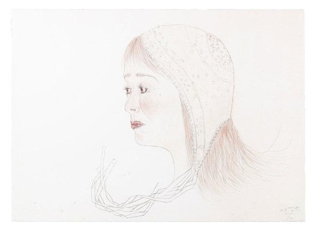 Kiki Smith, 'Red Cap ', 2001, Lyndsey Ingram
