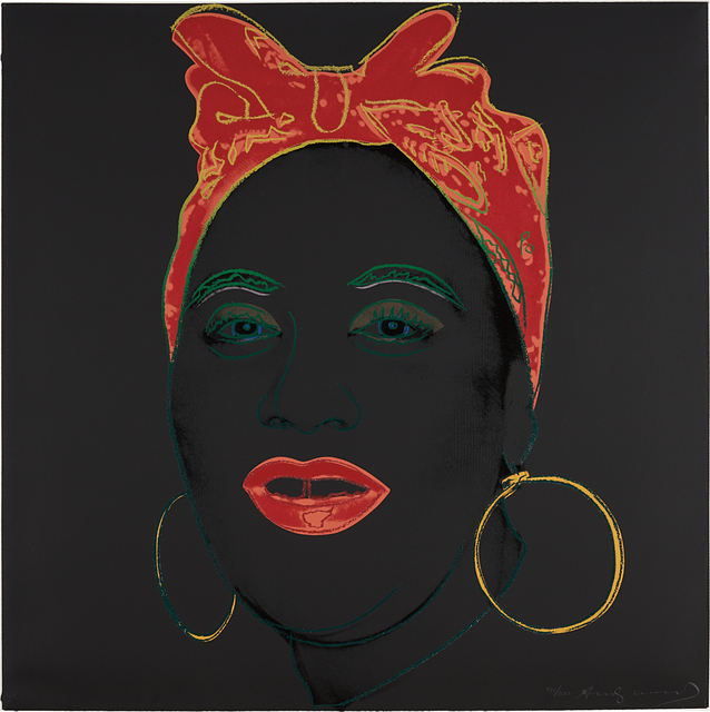 Andy Warhol, 'Mammy, from Myths', 1981, Phillips