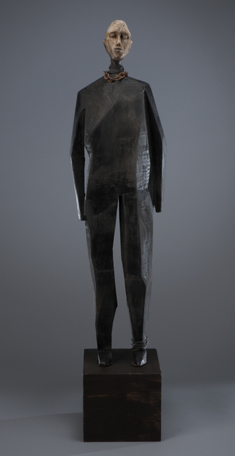 , 'Joshua,' 2017, Seager Gray Gallery