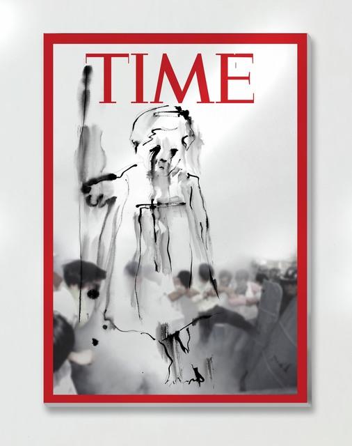 Yves Hayat, 'N°2/ TIME / FILLETTE', 2015, Mark Hachem Gallery