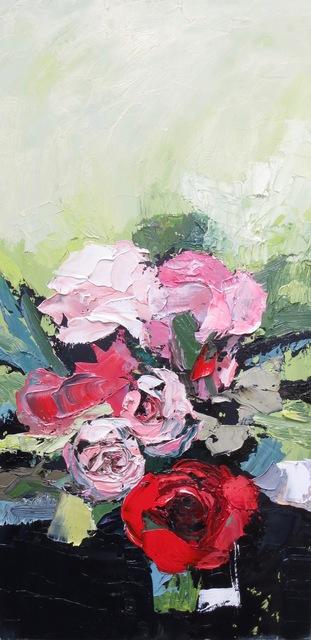 , 'Rose Still Life,' 2019, Seager Gray Gallery