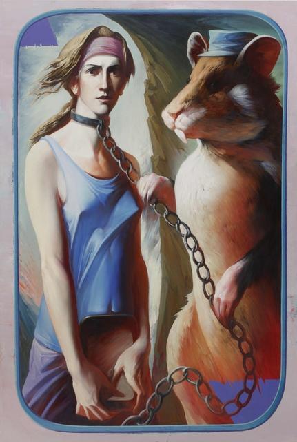 , 'Captive,' 2014, Regina Gallery