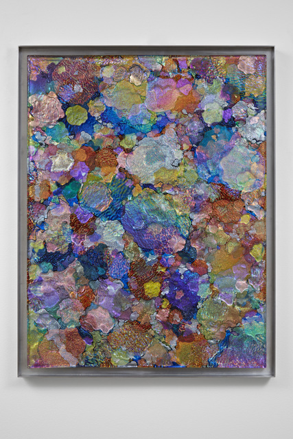 , 'LCD 4,' 2017, Tristan Hoare