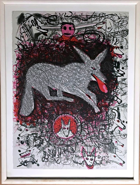 , 'Untitled (Dog),' 1981, Alpha 137 Gallery