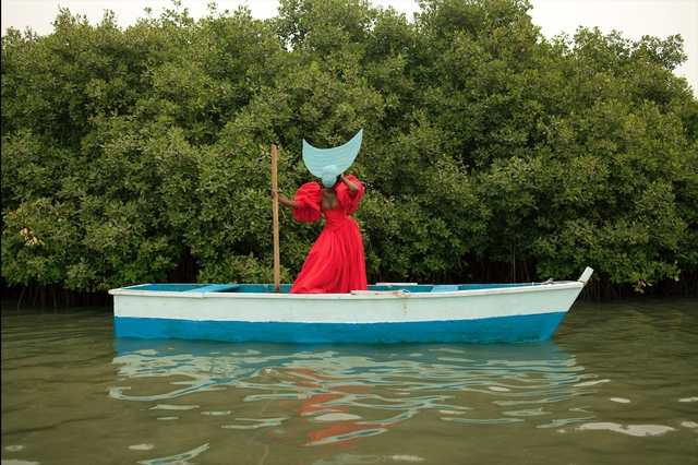 , 'Fortia - Sailing Back to Africa as a Dutch Woman 02,' 2017, MOVART