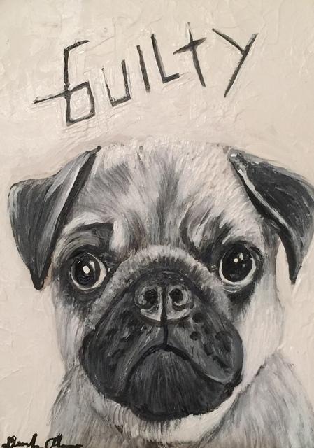 , 'Guilty,' 2017, Flower Pepper Gallery