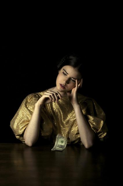 Romina Ressia, 'Dollar', 2015, Laurent Marthaler Contemporary