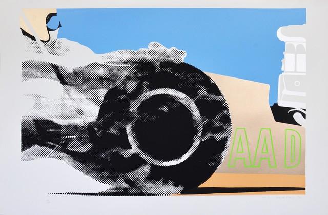 Gerald Laing, 'AAD', 1968, Shapero Modern