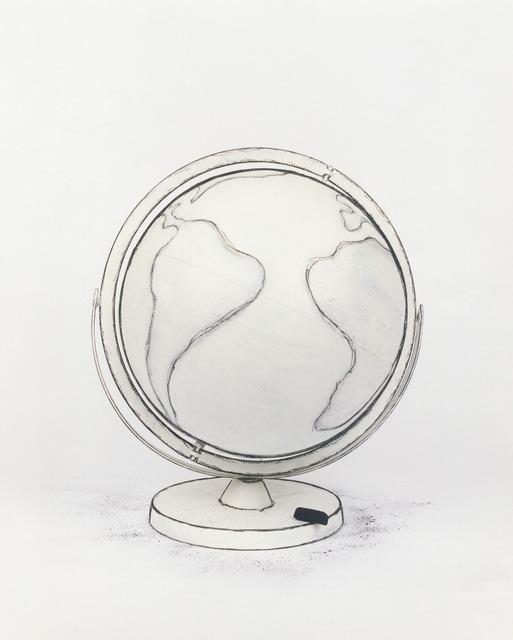 , 'Representation #69 (Globe),' 2009, Clark Gallery