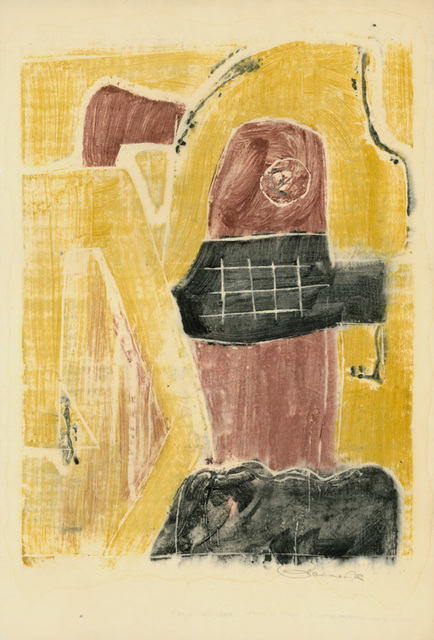 , 'Untitled,' ca. 1950, Sragow Gallery