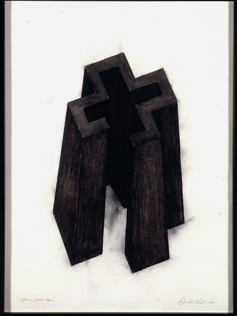 , 'Open Cross Box,' 2005, Annely Juda Fine Art