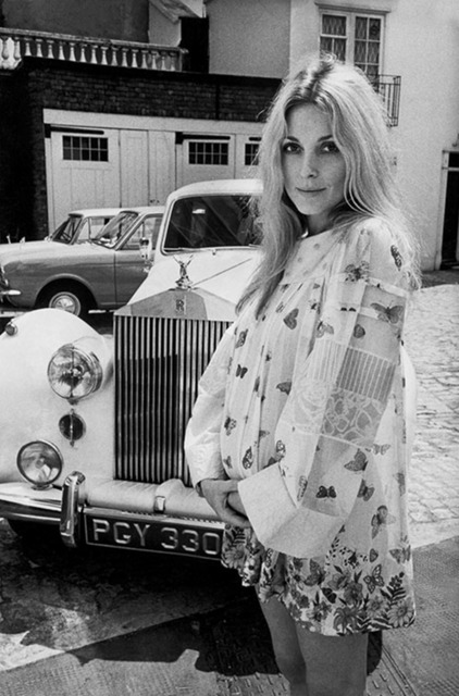 Terry O'Neill, 'Sharon Tate', 1969, Mouche Gallery