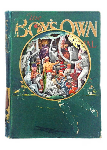 , 'The Boy's Own Annual, 1914,' 2015, Victor Lope Arte Contemporaneo