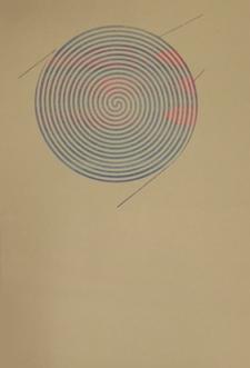 , ''Extrapolasis #1 (con efecto),' 2012, Die Ecke Arte Contemporáneo