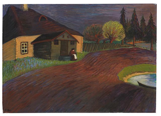 , 'Souvenir,' 1909, Galerie Thomas