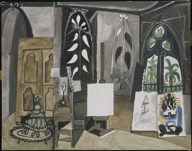 Pablo Picasso, 'L'Atelier de la Californie (The Studio La Californie)', 1956, Musée Picasso Paris