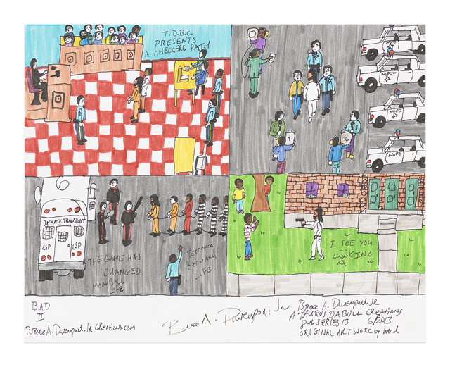 Dapper Bruce Lafitte - 30 Artworks, Bio & Shows on Artsy