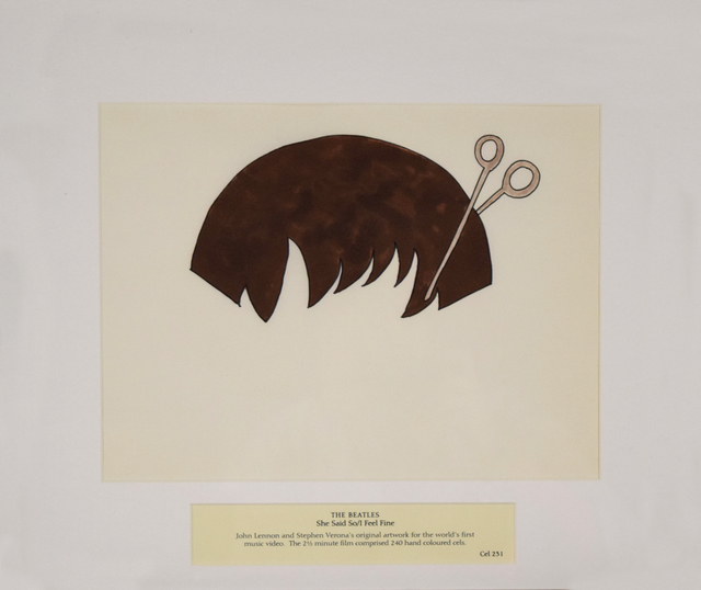 , 'The Beatles, She Said So/ I Feel Fine, Cel 231,' 1966, HG Contemporary