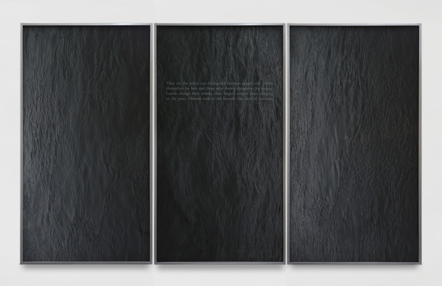 , 'Suicide,' 2014, Perrotin
