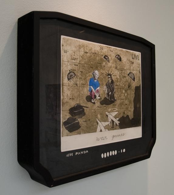 , 'Panda Atec. war games,' 2002, Zane Bennett Contemporary Art