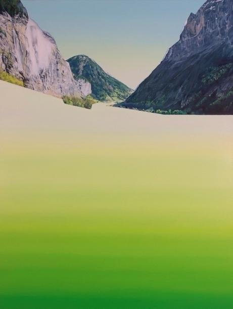 , 'Green Tide,' 2018, Julie Nester Gallery