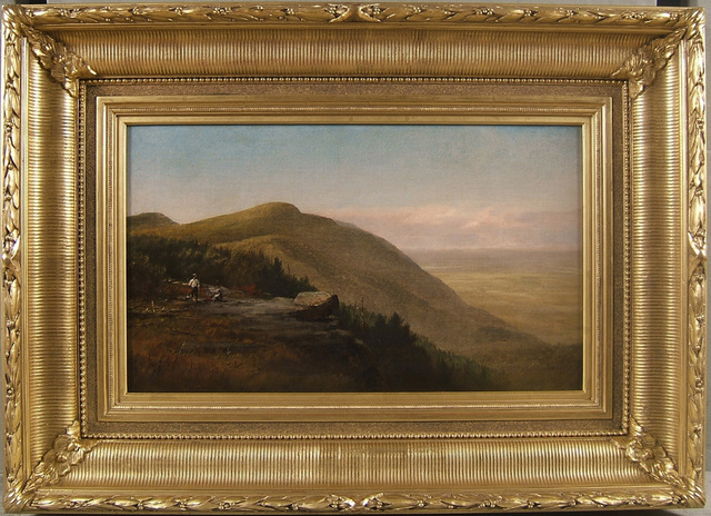 Ralph Albert Blakelock, 'Mist in the Valley ', Late 19th century, Painting, Oil on canvas, Questroyal Fine Art