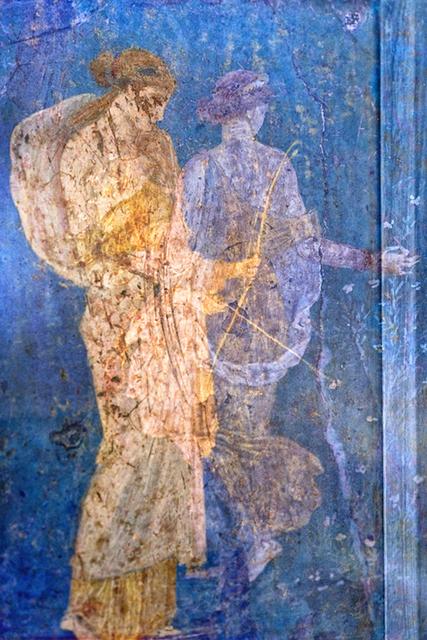 , 'Pompéi III (Pompei, Italy),' 2017, Galerie de Bellefeuille