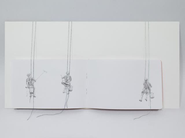 Carlos Alarcón, 'Sketchbook No. 1', 2020, Beatriz Esguerra Art