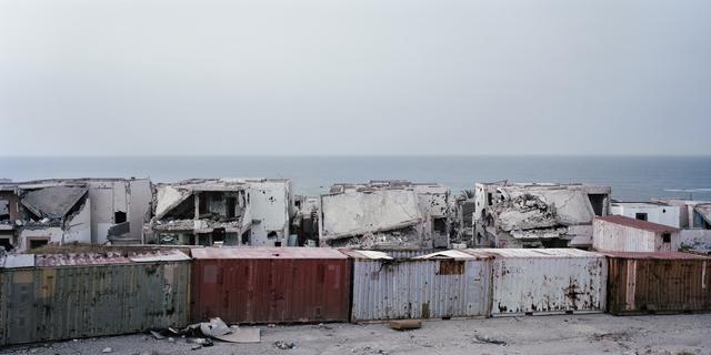 , 'Containers, Sirte,' 2018, Galleria del Cembalo