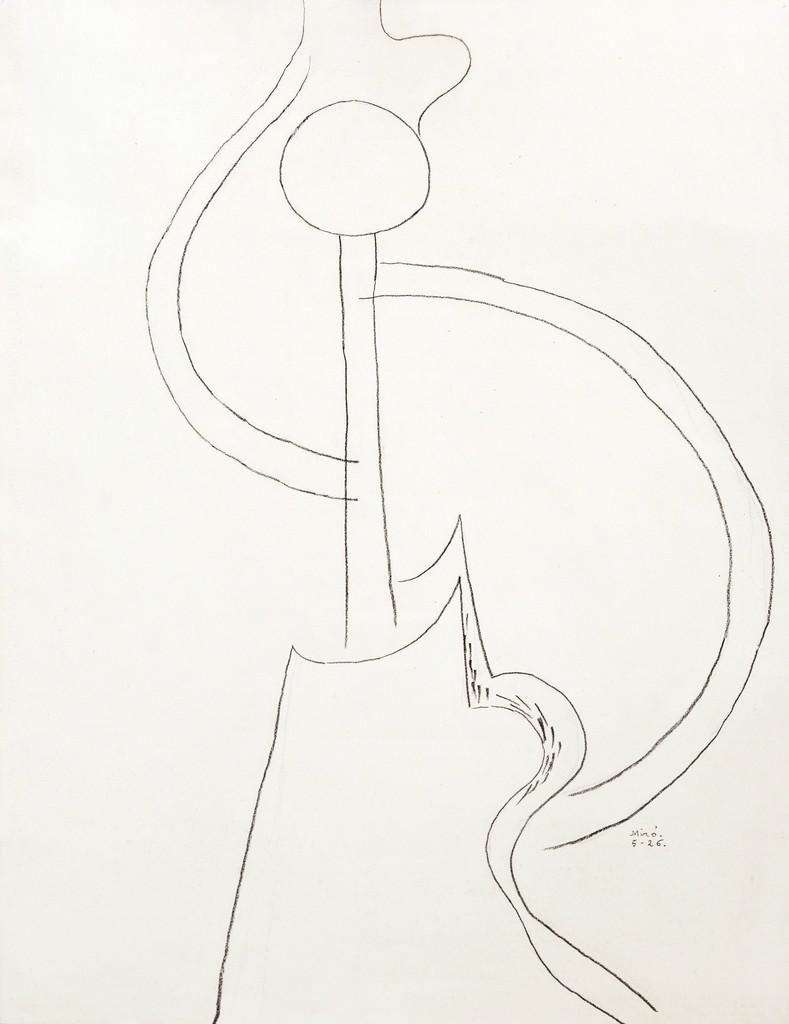 Joan Miró, 'Danseuse espagnole,' 1926, Galeria Marc Domenech