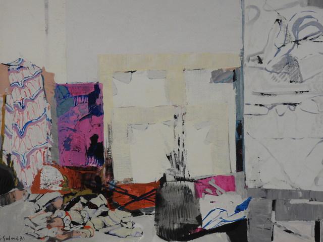 Gabriel Godard, 'Atelier', 1971, Artioli Findlay