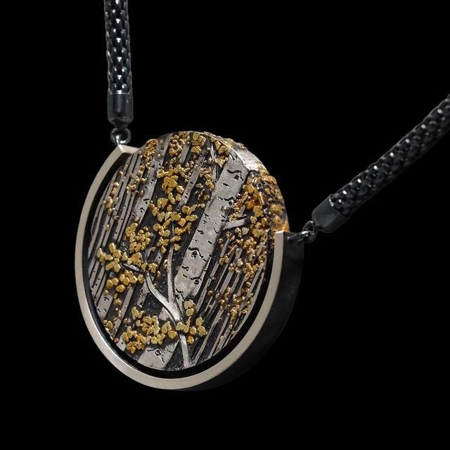 , 'Aspen Pendant,' 2016, Facèré Jewelry Art Gallery
